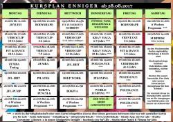 kursplan Enniger 09-2017