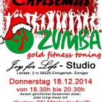 Christmas Zumba Party