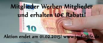 10€ Rabatt