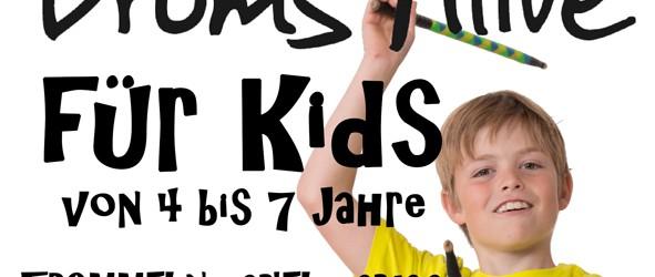 Trommelzauber Kids