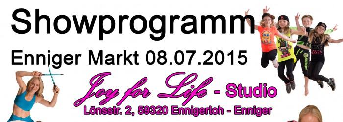 Showprogramm Enniger Markt (2)
