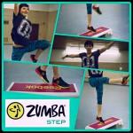 Zumba Step Agnes