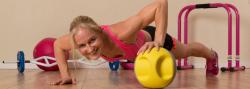 Sport und Fitness beim Joy for Life