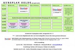 Kursplan Oelde 012016